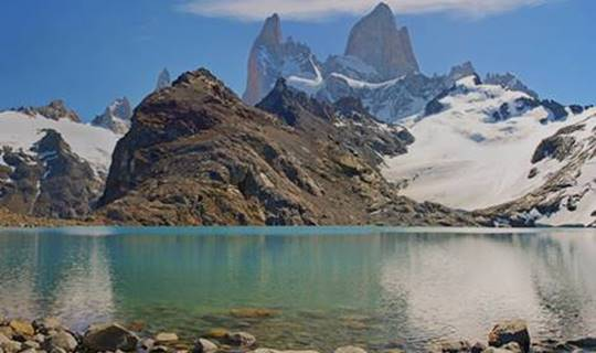 Fitz Roy Mountain in Patagonia